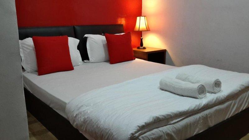 Sun Stay (None Window Room-Double-6), alquiler de vacaciones en Kulim