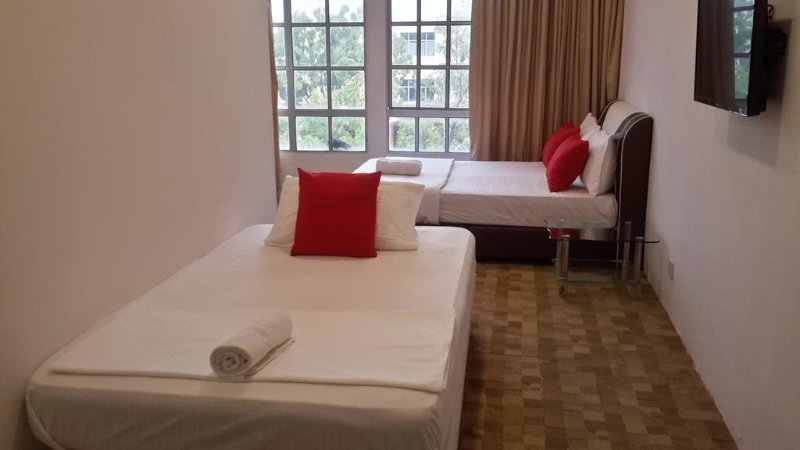 Sun Stay (Triple Room), holiday rental in Kulim