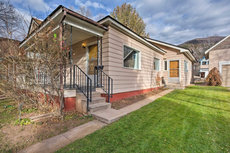 Planifique su próxima escapada en esta hermosa casa de alquiler de 3 habitaciones y 2 baños.