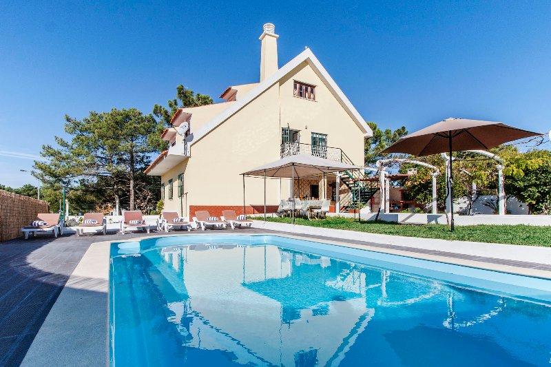 Villa Lagoa, casa vacanza a Aldeia do Meco