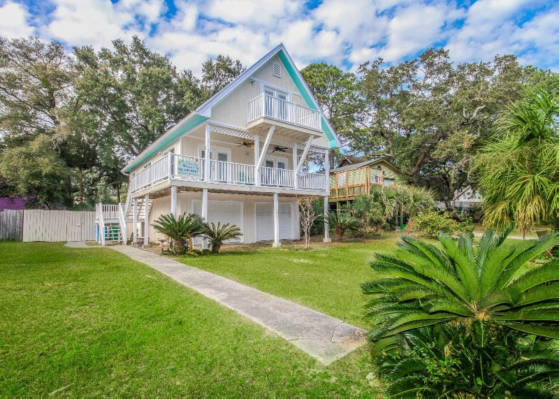 Sandy's Beach House, holiday rental in Tybee Island