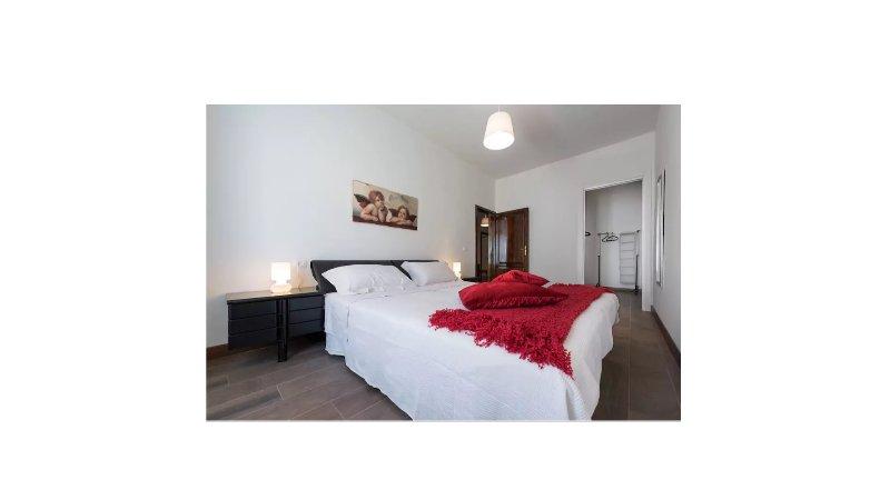cama de dormitorio principal