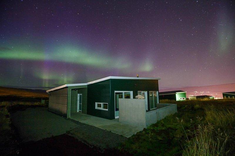 Luxury cottage in Akureyri, alquiler vacacional en Región Nororiental