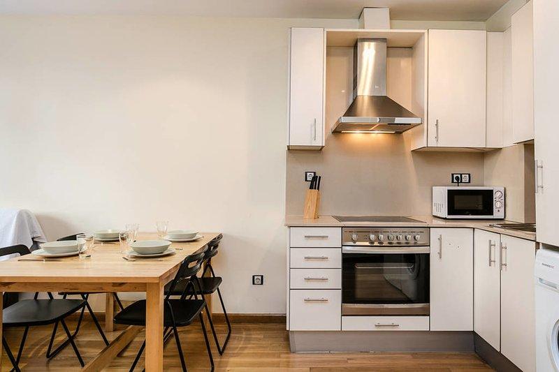 Mesa de jantar / cozinha