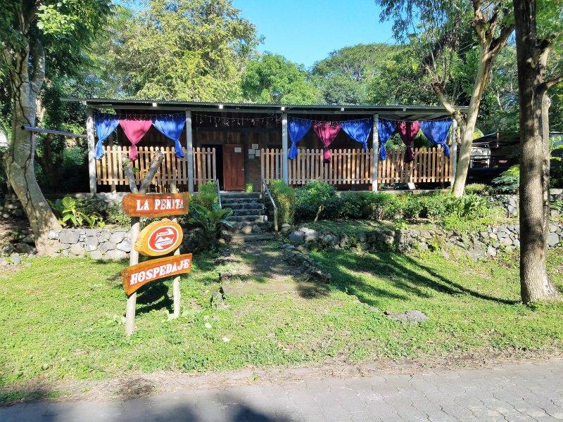 Hospedaje La Penita, Real family hostel, vacation rental in Moyogalpa