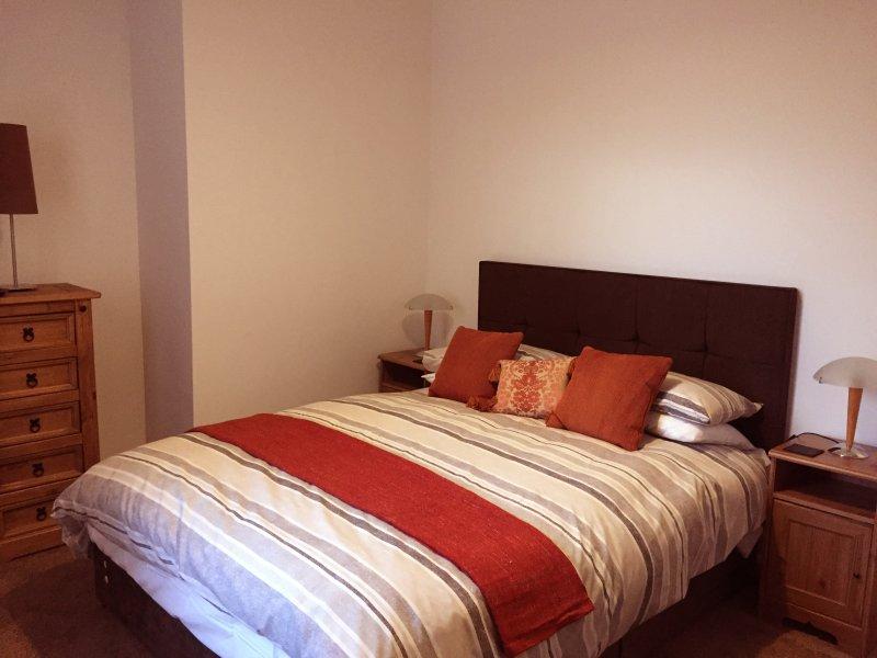 Master bedroom at El Rincon