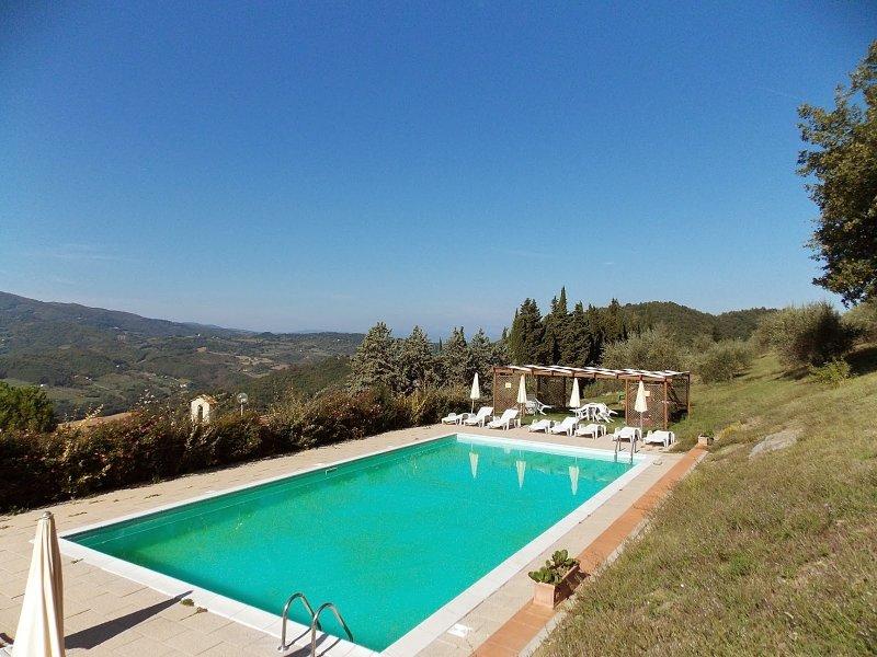 Villa Vivai, holiday rental in Dicomano