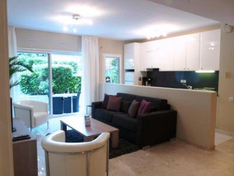 Beautiful open plan living area