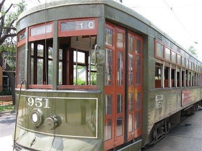 Classic Uptown Shotgun / Stappen om de tram naar de Franse wijk!