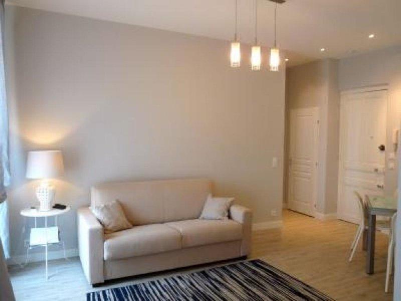 sala de estar luxuosamente mobilados