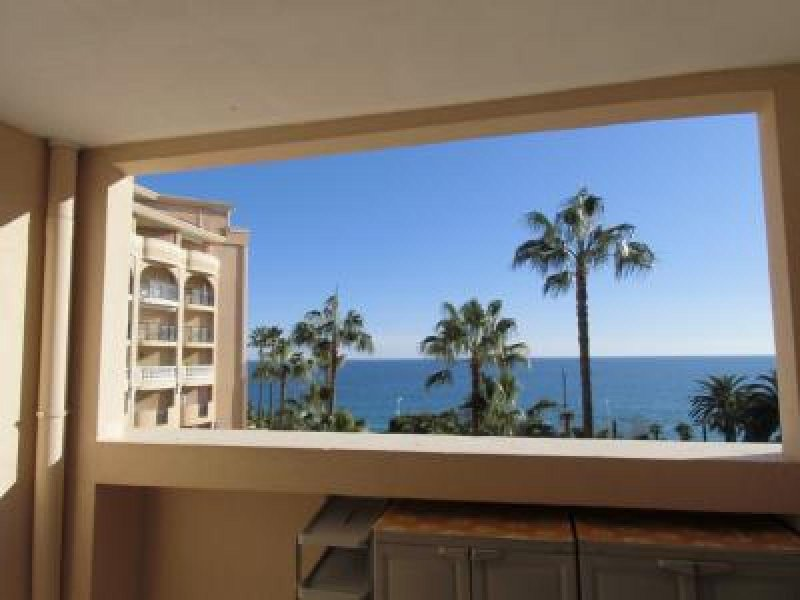 Enjoy amazing sea views from the apartment!
