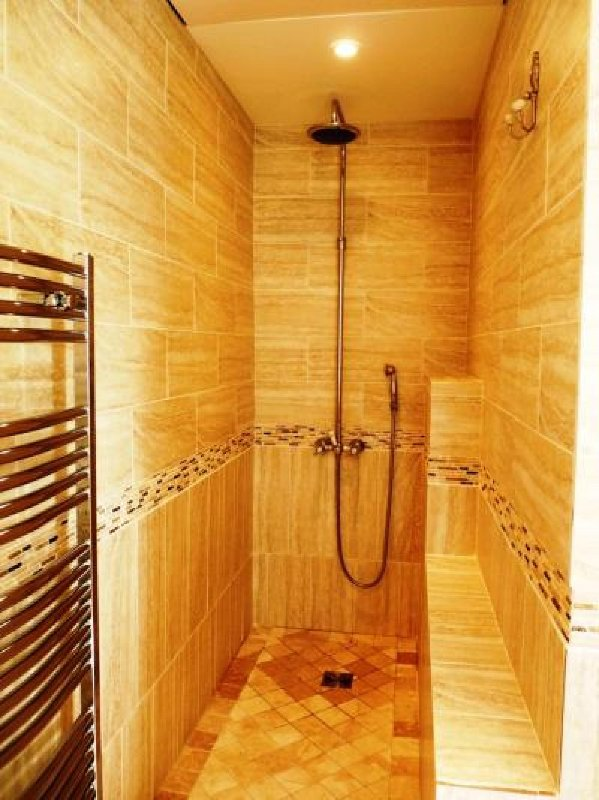 The Master Ensuite Waterfall Shower