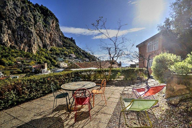Casa Macrina C, vacation rental in Pogerola