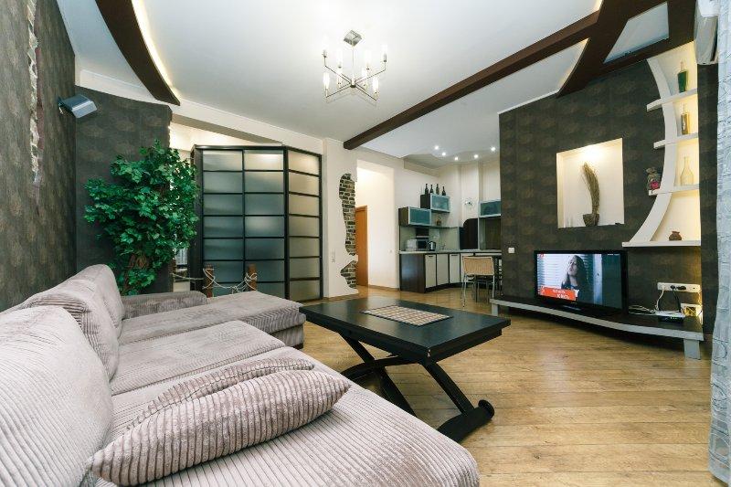Two-room. Luxury. 25.Antonovycha. Centre of Kiev, location de vacances à Kiev