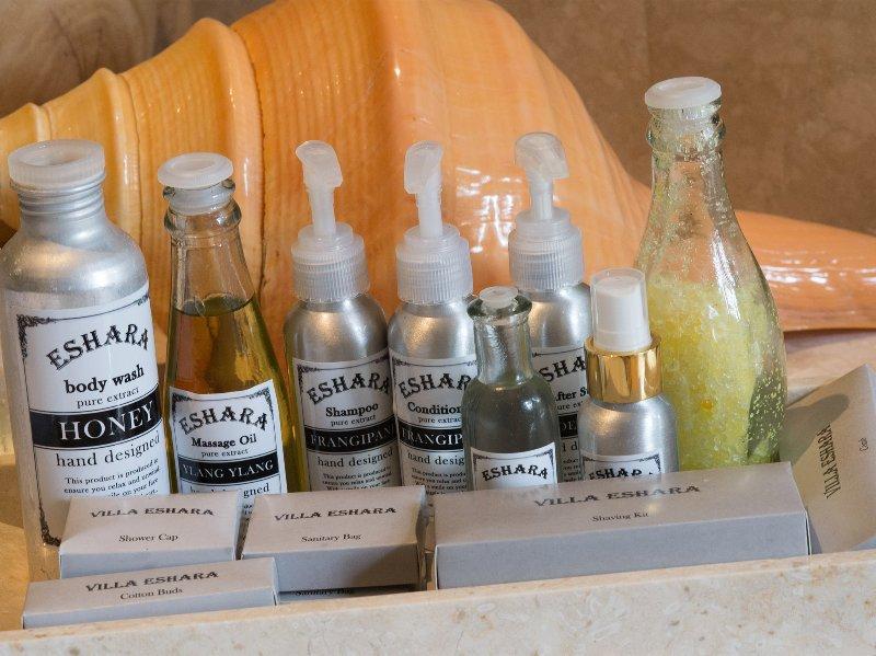 Eshara III - Bathroom amenities