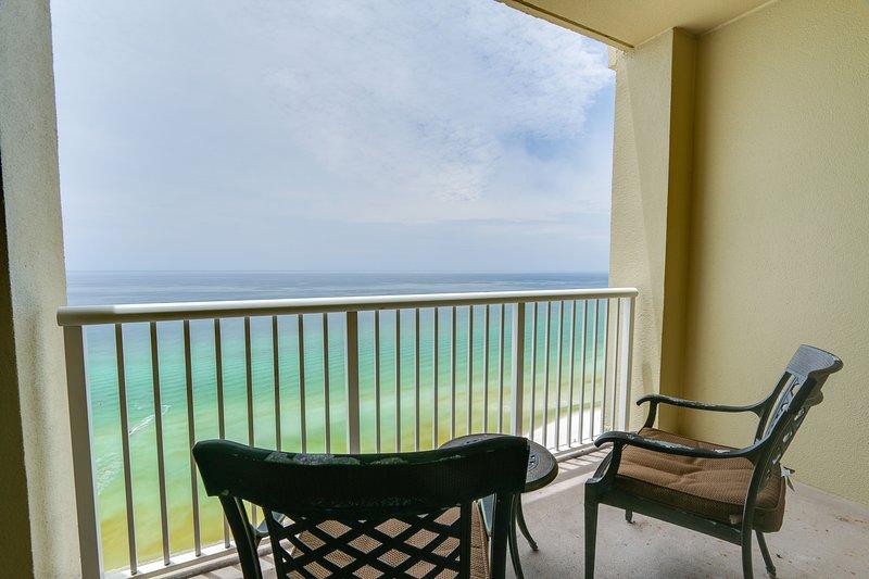 Grand Panama 1806-Private Balcony