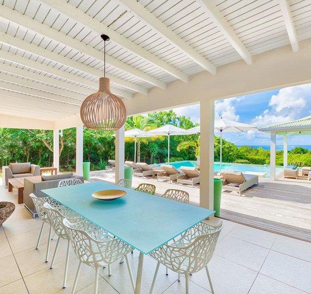 Villa Kiwi, Terres Basses, St Martin