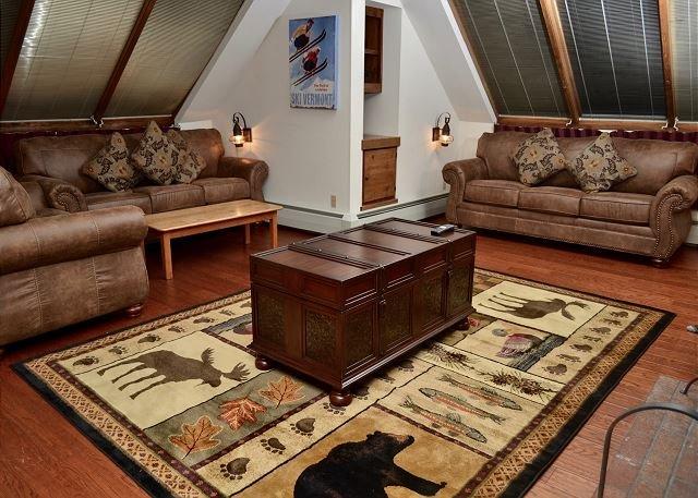 Beautiful Ski home unit at Sunrise in Killington, holiday rental in Killington