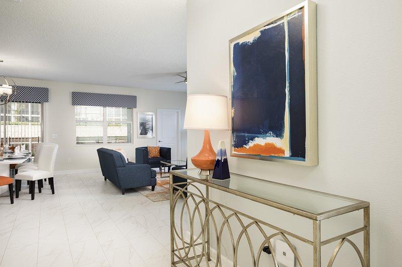 La retraite à Championsgate villa location de maison de vacances vue intérieure