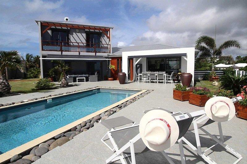 Villa diva más cerca de las playas más bellas de Guadalupe