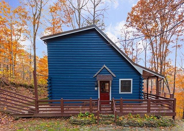 Välkommen till Blue Ridge Cabin!