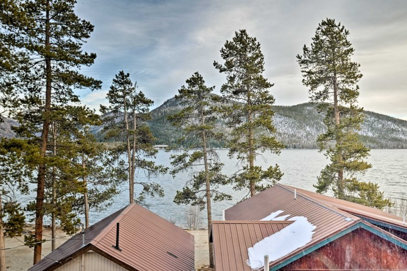 Your quintessential Rockies retreat begins with this  Grand Lake vacation rental home!