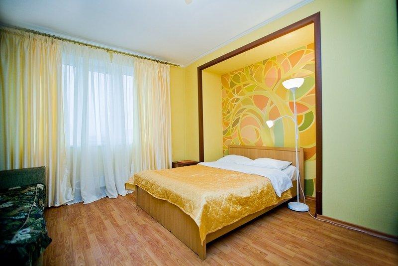 1-room apt. at Marksistskaya, 5 (035), location de vacances à Reutov