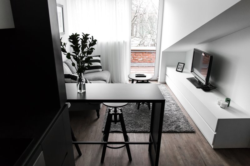 Apartment with balcony in the main street, vacation rental in Kaunas County