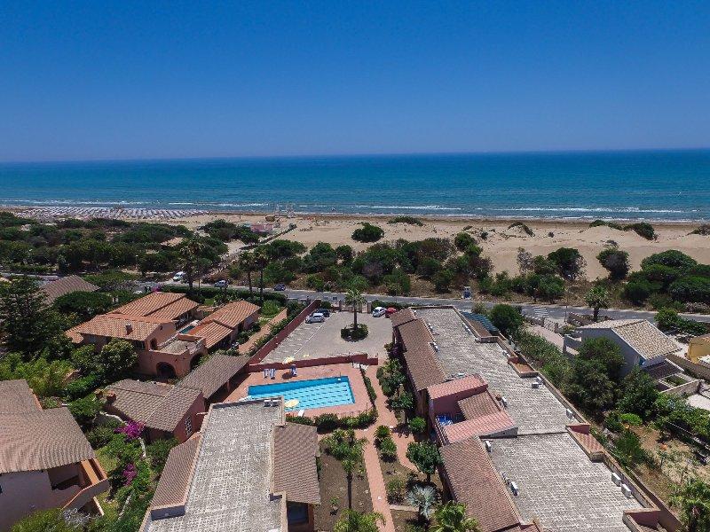 Residence del Mare 2 bedrooms, alquiler vacacional en Ispica