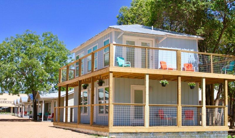 River Trail Cottages Motor Court #6, alquiler de vacaciones en Kerrville