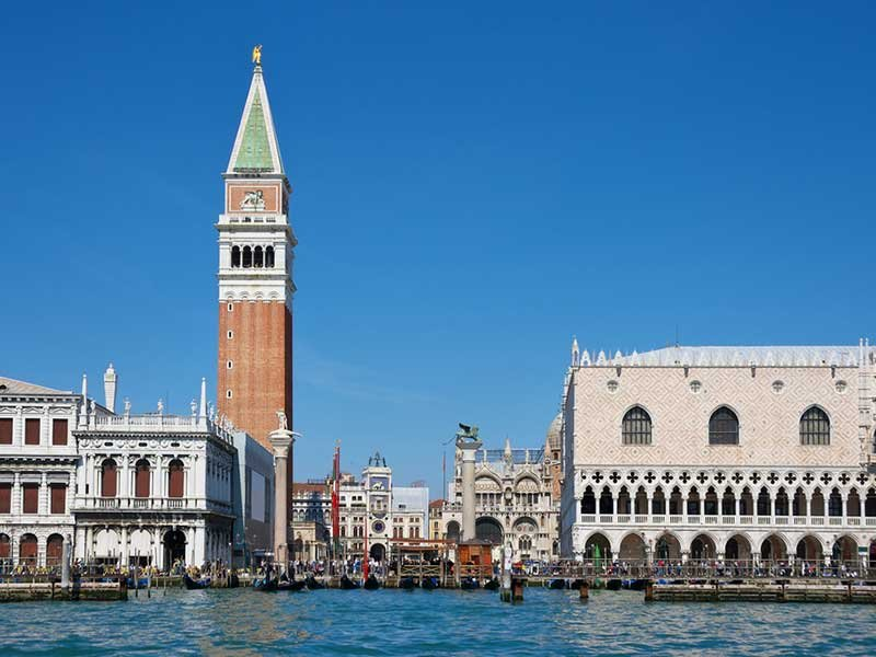 Venice just 30 minutes by train