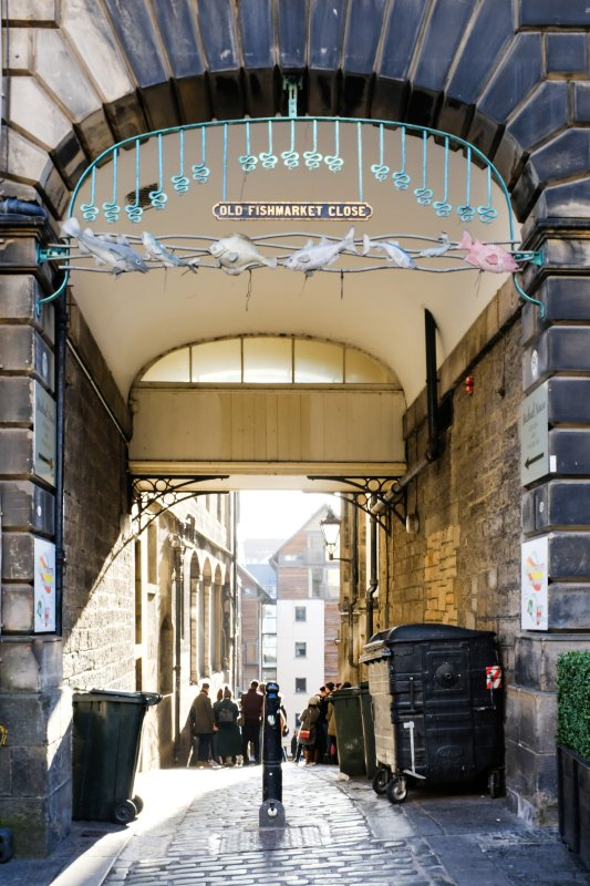 Old Fishmarket Close, Royal Mile- Sleeps 4-6 - UPDATED 2020 - Holiday Home in Edinburgh ...