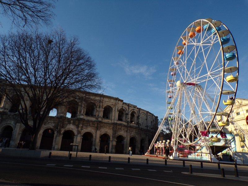 Nîmes 20 min