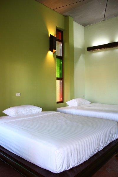 Villaggio Nongprateep 1&2&3 Fam.Room : A Truly Unique Experience in Chiang Mai, casa vacanza a San Phranet
