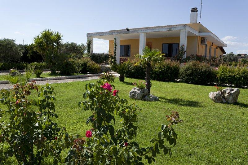 VILLA ELISA, vacation rental in Donnafugata