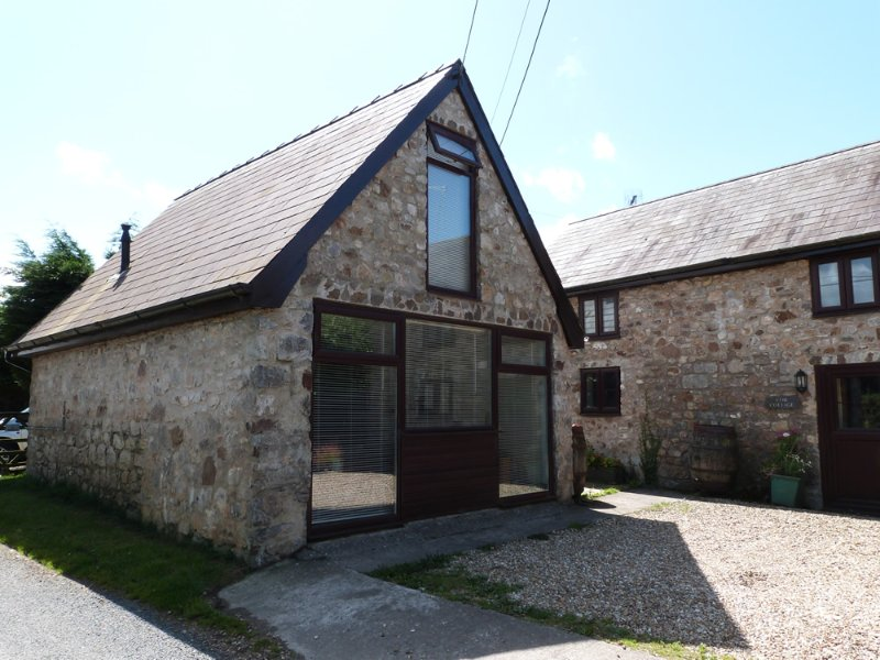 Pigsty Cottage 4* Vist Wales Graded Cottage perfect for two. Pets welcome, holiday rental in Swansea County