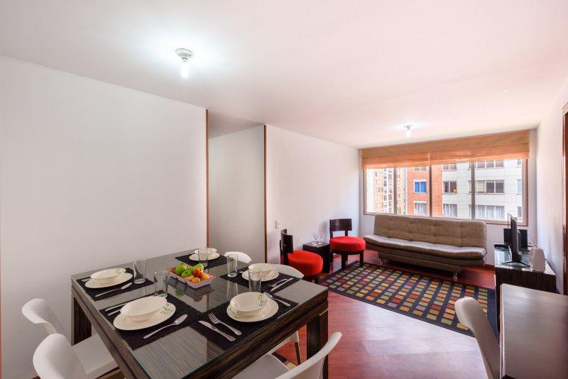 En salitre, apartamento familiar para 6 personas, holiday rental in Tena