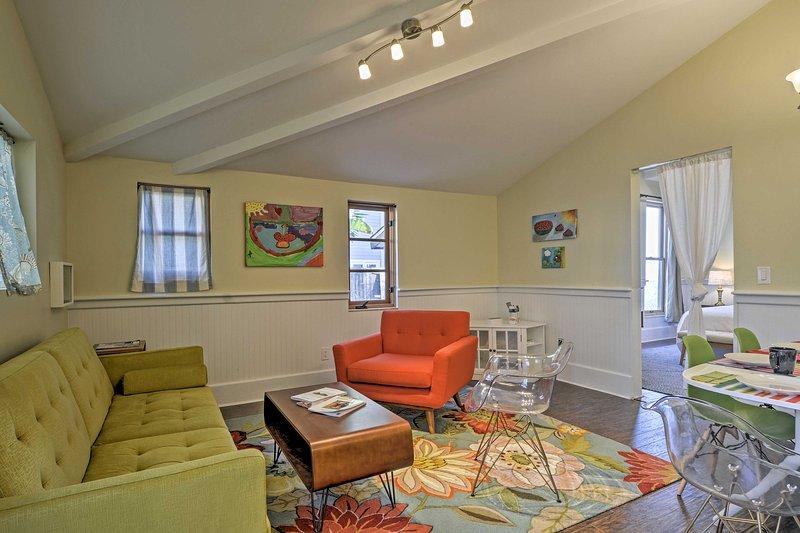 Descubre el encanto de Summerland de esta encantadora 1 dormitorio y 1 baño-vacaciones!