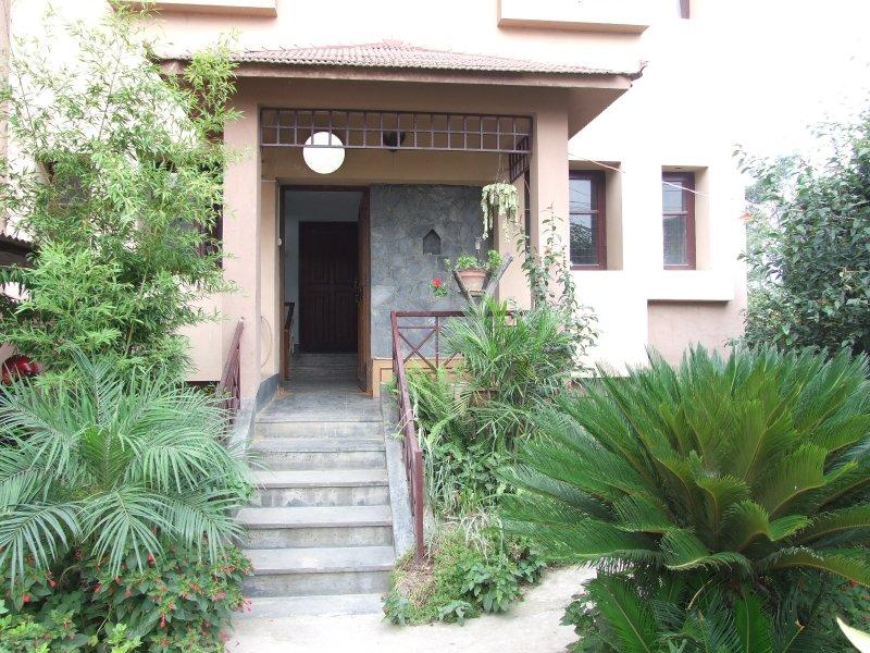 Suranthi Home, holiday rental in Dakshinkali