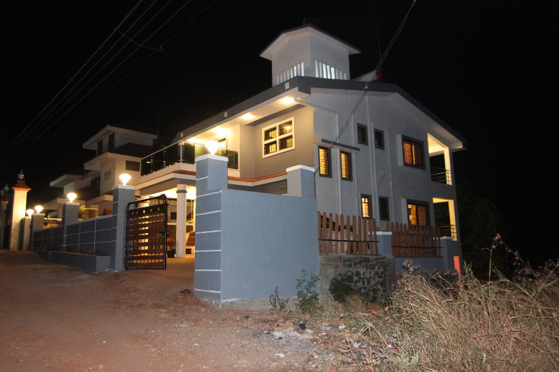 TripThrill Srushti Bungalow, holiday rental in Bhor