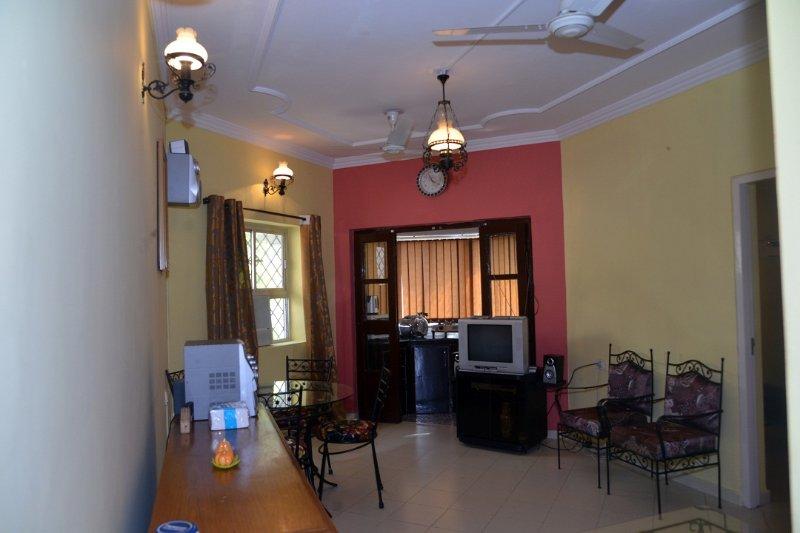 TT Vaz Residency, holiday rental in Benaulim