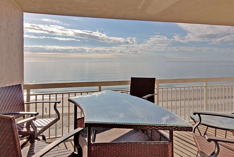 Crescent Shores N 703 Has Terrace And Balcony Updated