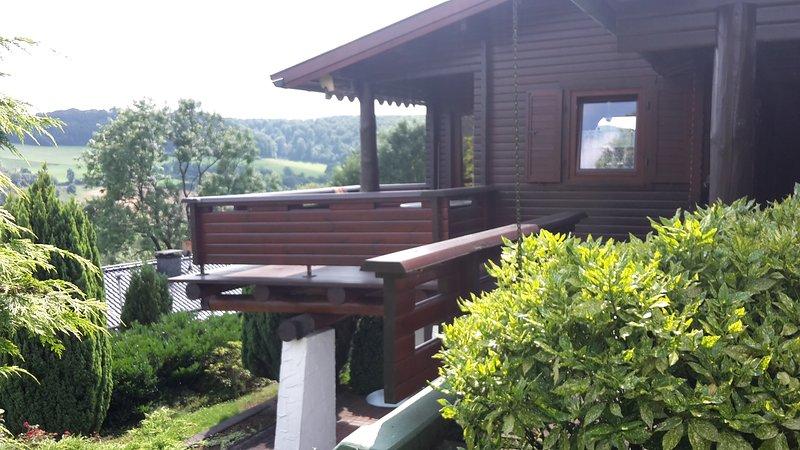 AKTUALISIERT: 2019 - Gemütliches Ferienhaus Viaduktblick mit ...