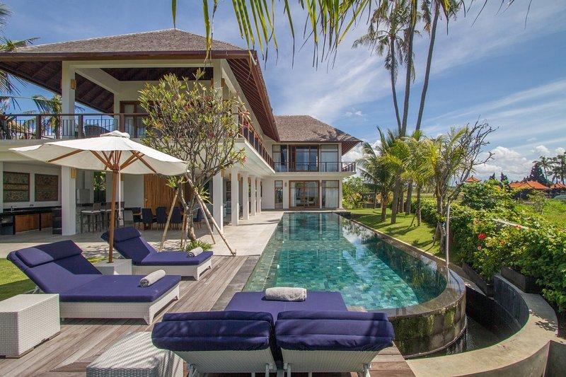 Villa Purnama | de lujo frente al mar excepcional