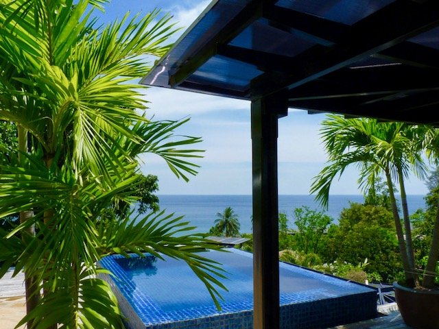 Stunning Ocean Views From Rooftop Terrace.