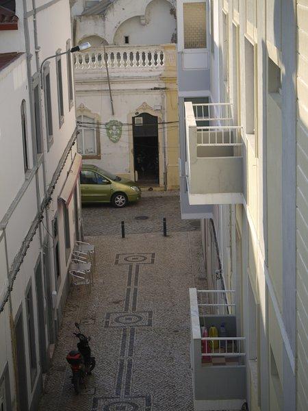 Nuestra calle.