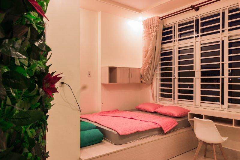 the simple mordern room