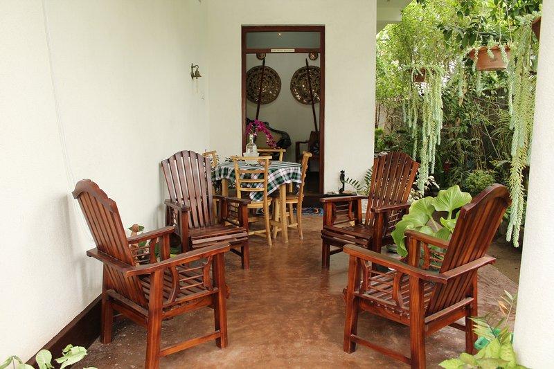 Weerakoon Garden Rooms, alquiler de vacaciones en Hikkaduwa