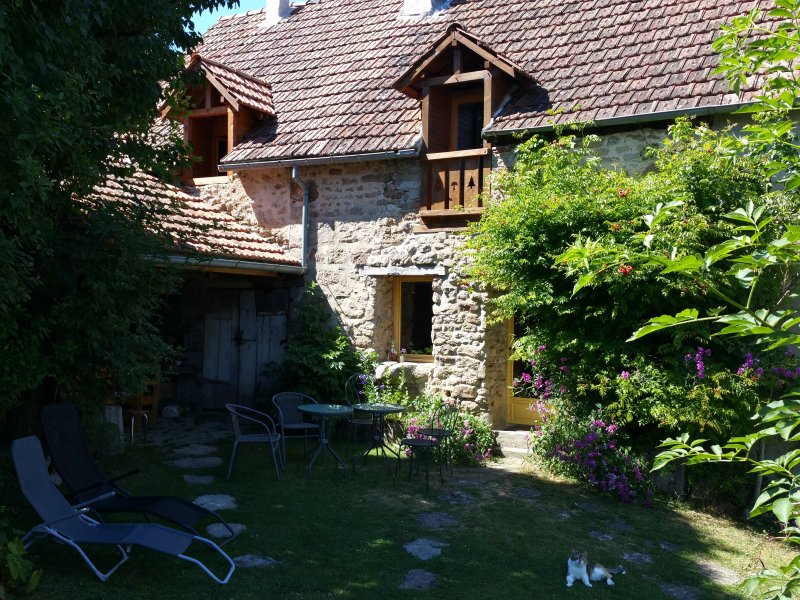 le plessis, holiday rental in Marmagne