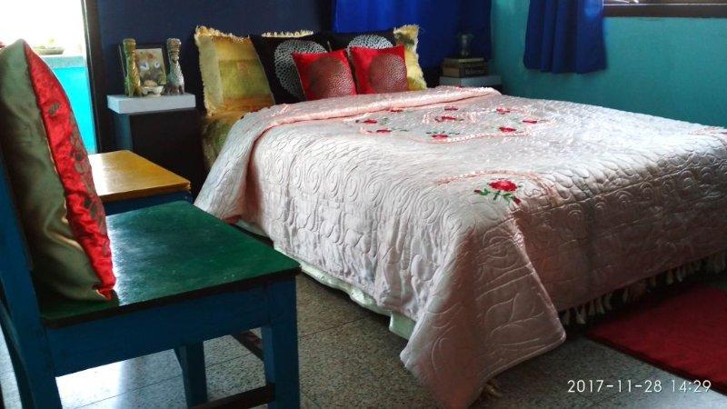 Sun kissed, bright & colourful place, holiday rental in Kolkata (Calcutta)